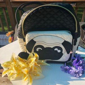 Betsey Johnson pug backpack